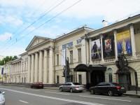 Дворец на Долгорукови (Пречистенка, 19)/ Изложбен  комплекс на Галерията на  изкуството на  Зураб Церетели