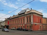 Дом на И.А. Морозов / Художествена академия на Русия (Пречистенка, 21)