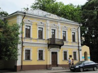 Крило на  градското имение на  В.В. Суровщиков