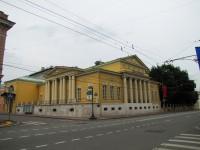 Имение на  Хрушчови-Селезньови / Музей на А.С. Пушкин (Пречистенка, 12)