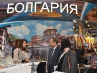 """Българският посланик Бойко Коцев посети щанда на България на международното туристическо изложение """"Отдих"""" в Москва"""