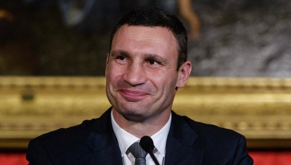 Кличко планира да издаде за руснаците сборник с изказванията си