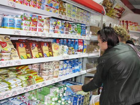 В Киев руската стока ще се продава със специални етикети