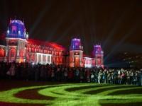 """В Москва се откри международен фестивал """"Кръг от светлина"""""""
