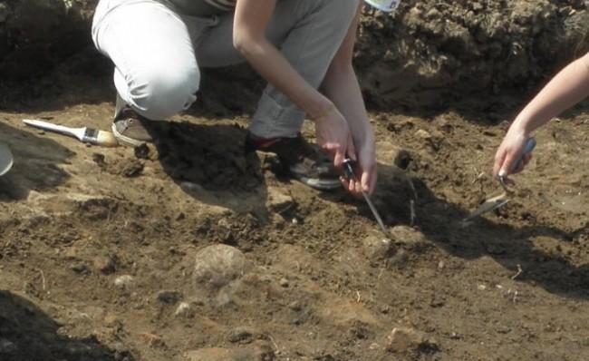 В Украйна откриха храм на 6000 години
