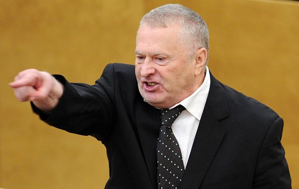 Жириновски за Плевнелиев: Това е негодник, а не президент на България