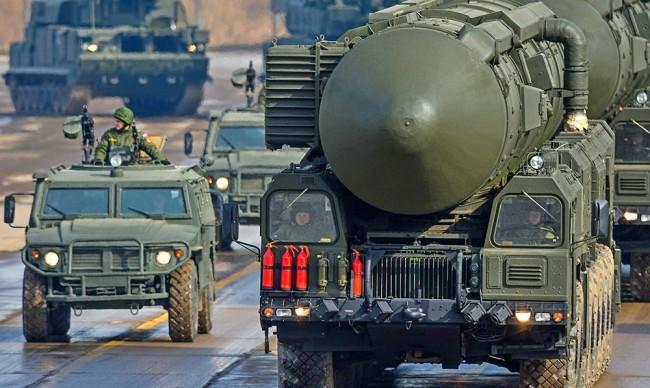 Заради събитията в Украйна ще бъдат внесени изменения в отбраната на Русия