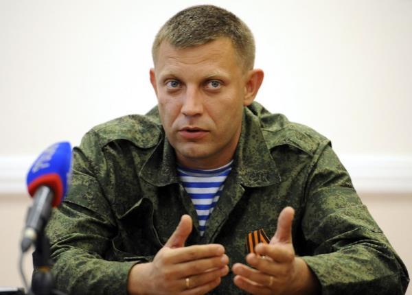 Захарченко: Край на войната. Вече ще се договаряме с политически методи