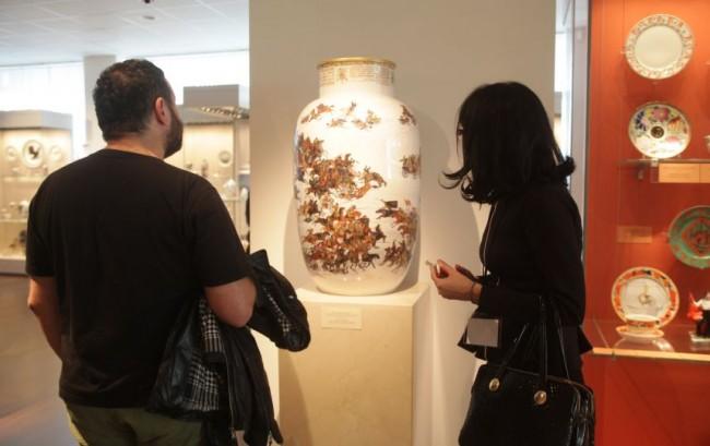 За юбилея си Ермитажът показва уникални експонати