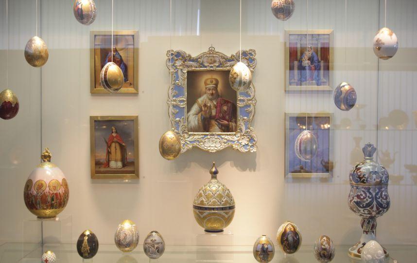 За юбилея си Ермитажът показва уникални експонати1