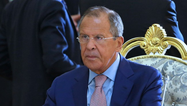 Лавров: Русия попадна под ударите на Запада като най-активен изразител на самостоятелна гледна точка