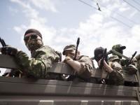 Киев изтегля въоръжението