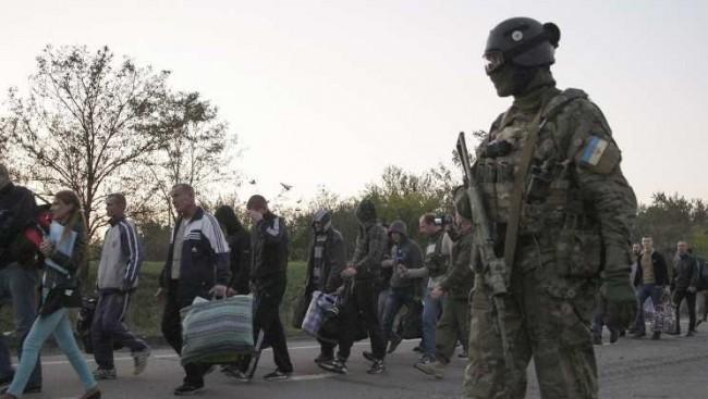 Украинските военни взимали показания от пленниците под заплаха от разстрел