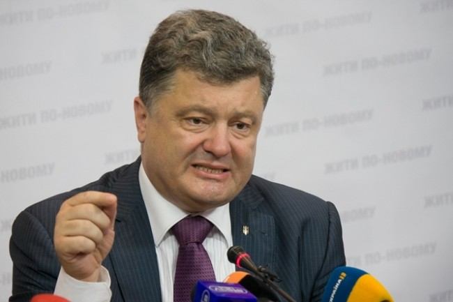 Порошенко: Трагедията в Одеса беше нужна