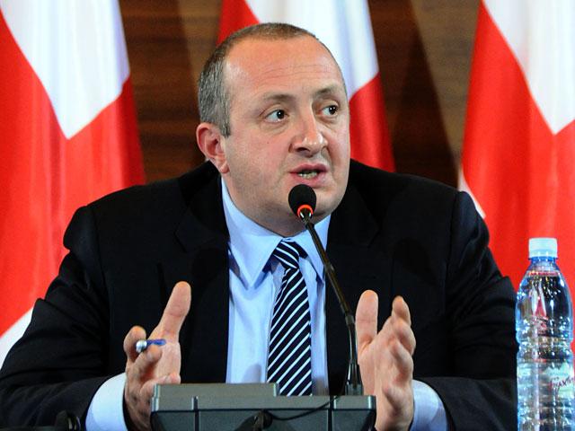Президентът на Грузия иска среща с Путин