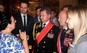 Прокурорът на Крим  дари на Ливадийския дворец уникални снимки на царското семейство-