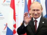 Путин поздрави украинците със 70-годишнината от освобождението от фашистите