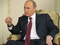 В интервю за агенция ТАССПутин подчерта,че се отнася спокойно към опитите отвън за натиск върху Русия