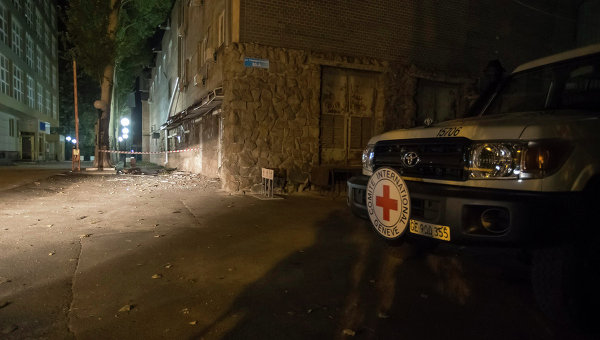 Руският Червен Кръст изпрати  съболезнования на МКЧК, чийто сътрудник загина в Украйна