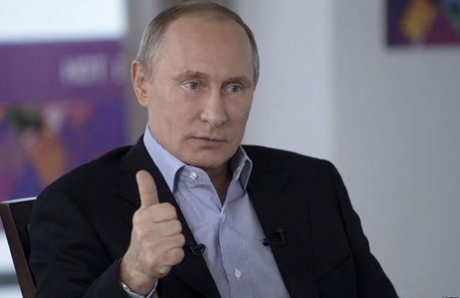Путин празнува рождения си ден в Тайга