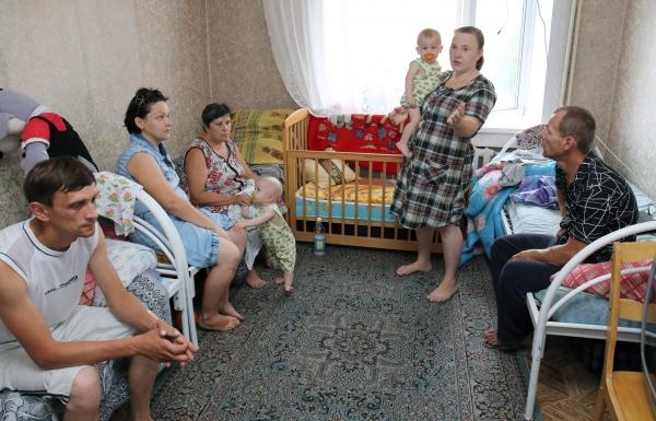 Русия предупреди за увеличаване на бежански поток от Украйна