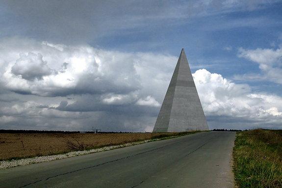 Руска пирамида ще спаси от всички беди