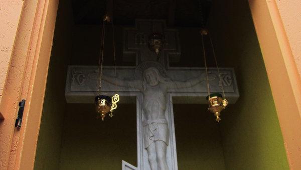 Основаха руски православен храм непосредствено до Съвета на Европа