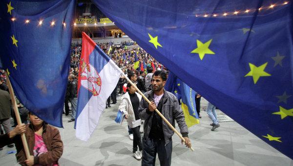 National Interest: Сърбия ще предпочете Русия пред ЕС в случай на натиск