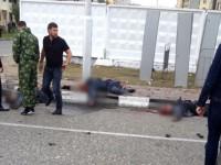 Терорист се самовзриви в центъра на Грозни, има загинали