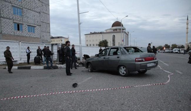 Унищожиха организатора на взрива в Грозни