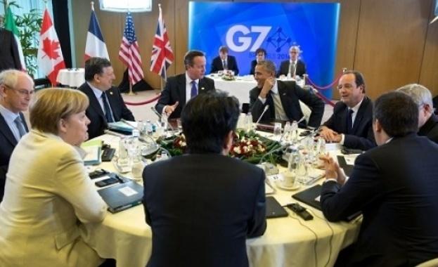 Немският бизнес иска Путин на срещата на Г-7