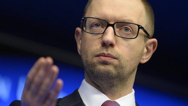 Яценюк: Украйна е готова да плати на Русия дълговете си