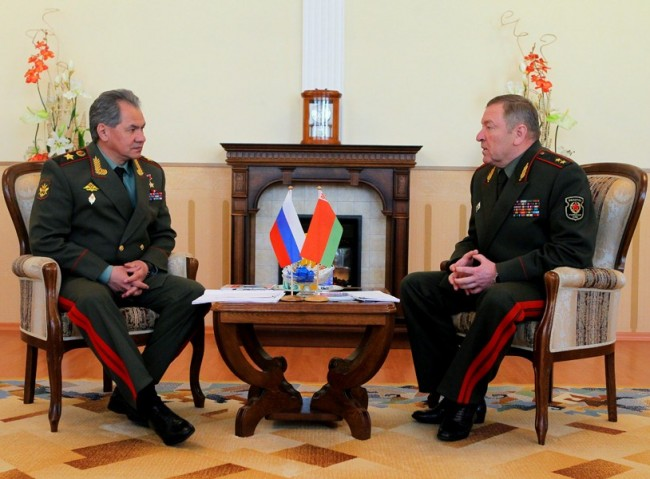 Русия и Беларус готвят единен щит на ПВО