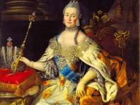 Иван Петрович Аргунов - Портрет на Екатерина II