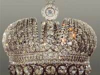 . Малка императорска корона. Изработена от братята Дювал за коронацията на Елизавета Алексеевна