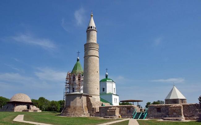 Волжка България в паметници на архитектурата (ФОТО)