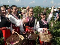 """Представяне на фотоалбум """"България: Долината на розите"""""""