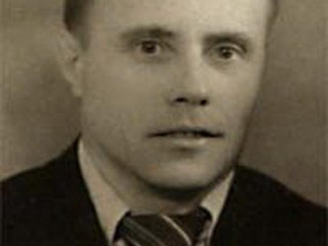Бащата Владимир Спиридонович Путин