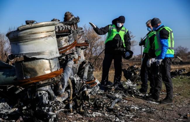 Путин: Русия настоява за обективно разследване на катастрофата на малайзийския Боинг в Украйна