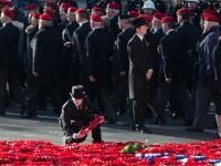 В Лондон почетоха паметта на съветските воини