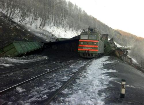 В Урал тежка жп катастрофа