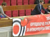 В борбата с подкупите Киев дава свобода на корупцията