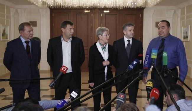 ДНР и ЛНР са готови да работят над новата редакция на минския протокол
