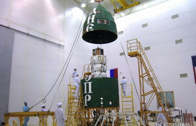 """Руско-украинската ракета-носител """"Днепър"""" изведе в орбита пет космически спътника"""