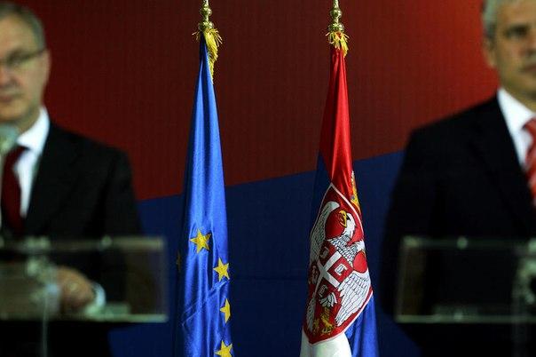 ЕС настоява Сърбия да наложи антируски санкции