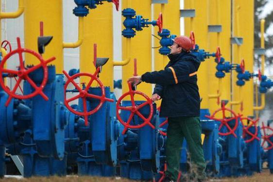 Печалните перспективи на природния газ в Европа