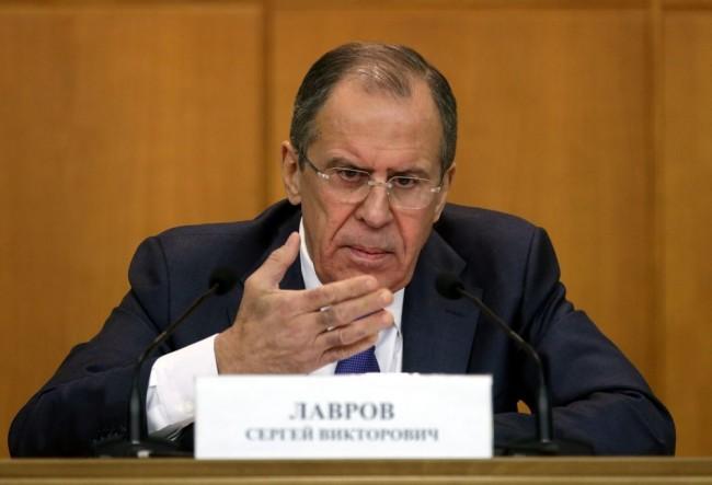 Лавров: Целта на икономическата блокада на Донбас може да е ново настъпление
