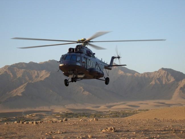 Русия с нови хеликоптери на изложението Dubai Helishow-2014