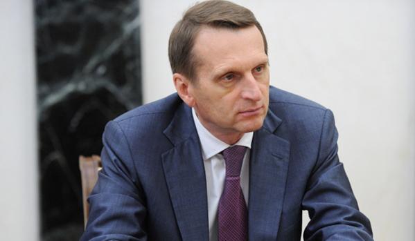 Наришкин: Западът не осъзнава мащабите на катастрофата, към която тласка Украйна