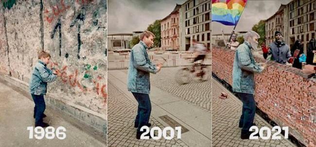 Немците искат да върнат Берлинската стена